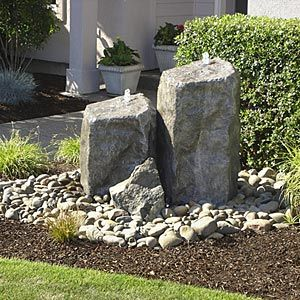 Outdoor Fountains · Rock FountainWaterfall ...