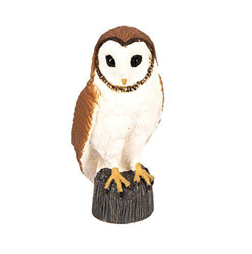Robot Check Barn Owl Owl Animal Figures