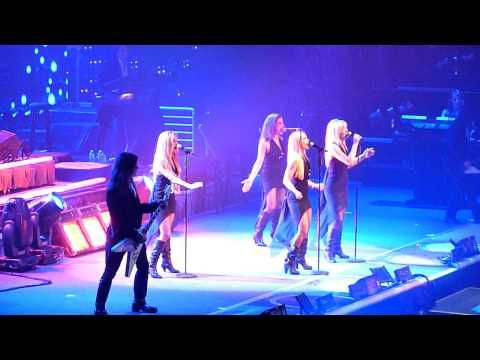 HD) Trans Siberian Orchestra Christmas Cannon Rock Music