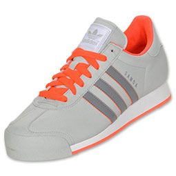 adidas samoa grey and orange