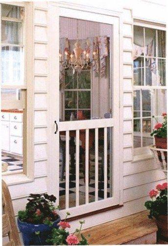 Maybe The Kids Wouldn T Destroy This Type Of Door Vintage Screen Doors Wooden Screen Door Types Of Doors