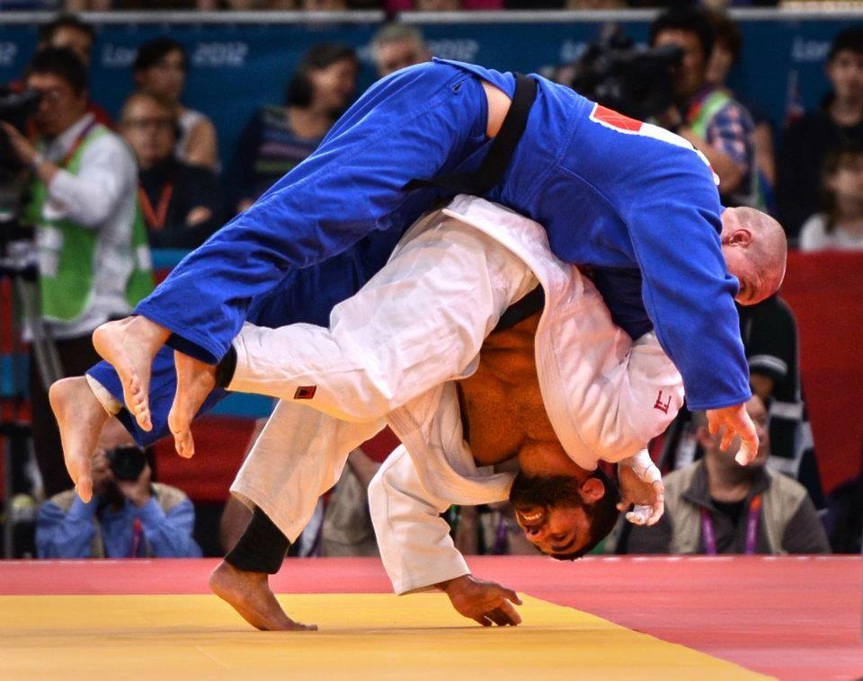 Ilias Iliadis Combat Sport Judo Martial Arts