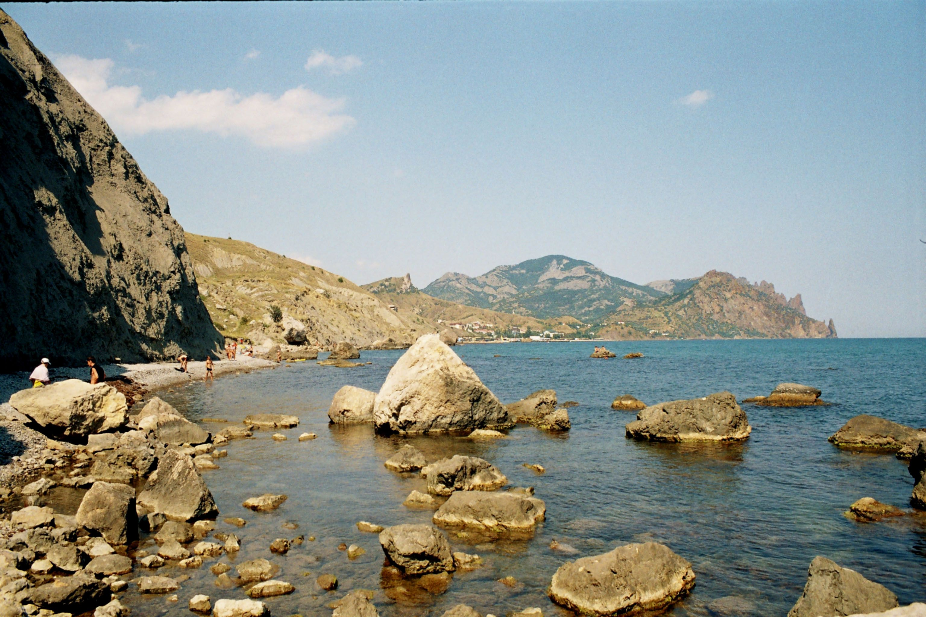 Catteries in the Crimea: a selection of sites