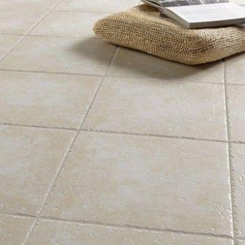 Carrelage Interieur Michigan En Gres Cerame Beige 34 X 34 Cm Painting Tile Tile Floor Home Decor