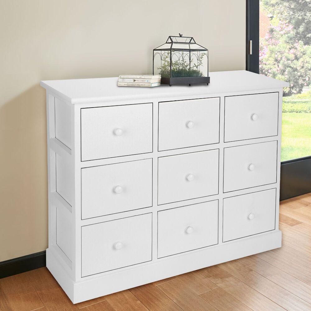 10 Drawer Bedroom Dresser In 2020 White Chest Of Drawers Large Chest Of Drawers White Bedroom Furniture