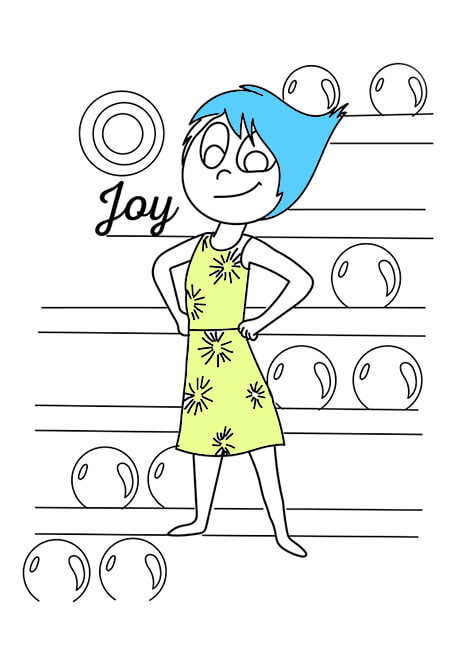 10 Adorable Inside Out Coloring Pages For Your Little One In 2020 Coloring Pages Inside Out Coloring Pages Pokemon Coloring Pages