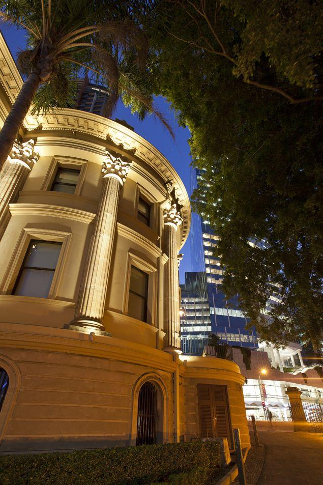 Customs House Brisbane Australia Lighting By Simes