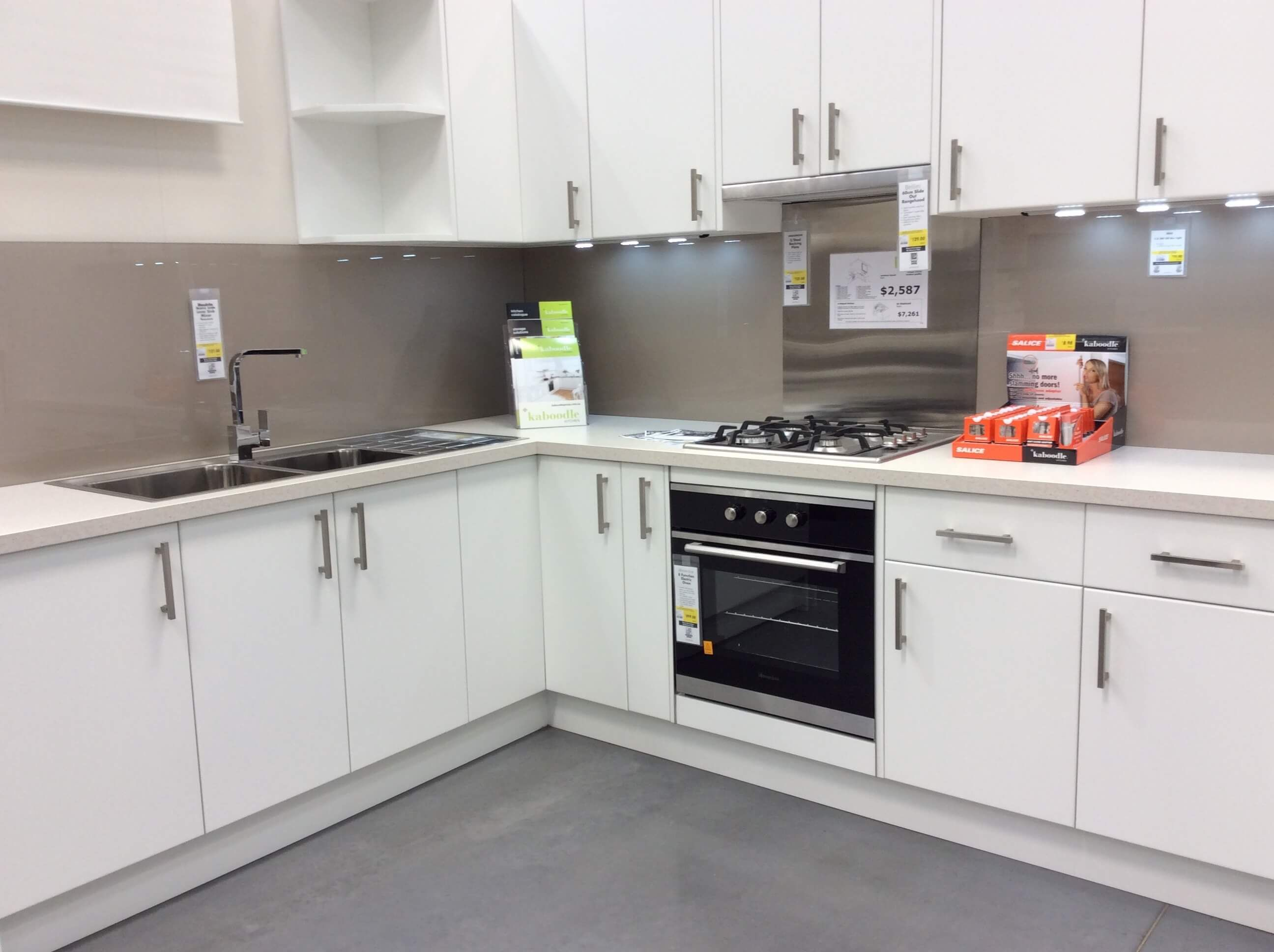 Bunnings Kitchens Google Search Kitchen Cabinets Kitchen Cabinets Parts White Kitchen Furniture