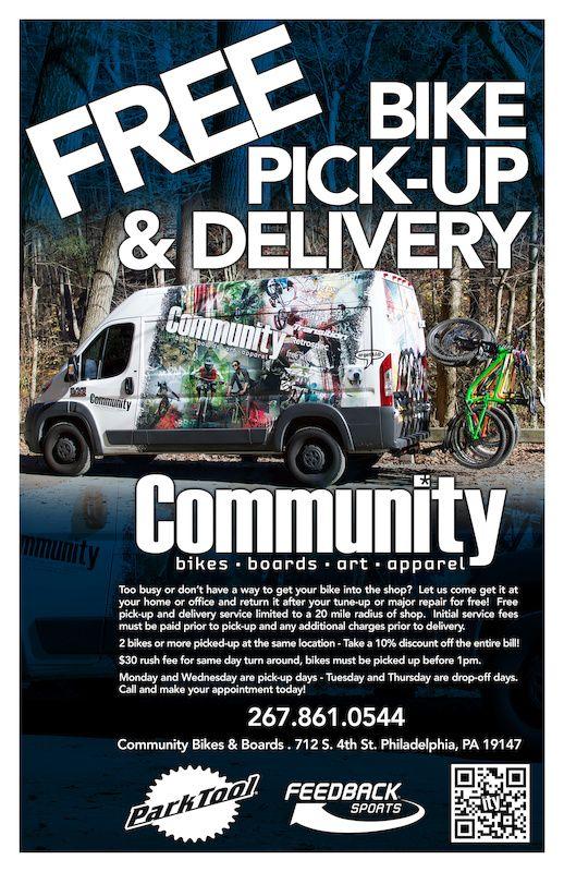 Photo Of Community Bikes And Boards In Philadelphia Pennsylvania