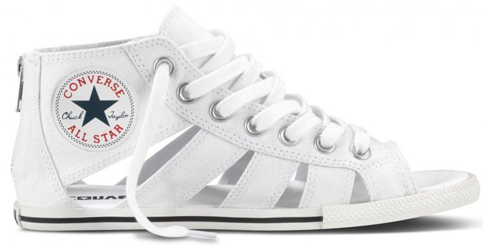 Freak Shoe Friday: Converse Sneaker Conundrum Strawberry