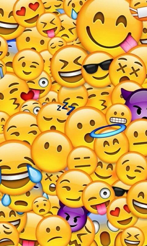 Emojis Wallpaper 2 Emoji Fondos Imagenes De Emojis Iphone