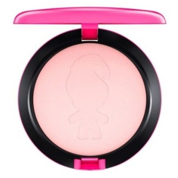 Mac Mac Good Luck Trolls Collection Beauty Powder, Play It Proper (93 PLN) ❤ liked on Polyvore featuring beauty products, makeup, face makeup, face powder, pink and mac cosmetics