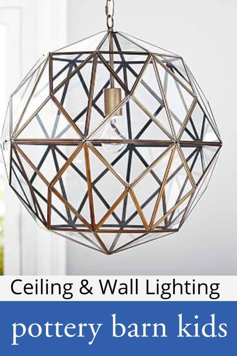 Ceiling Amp Wall Lighting With Images Cage Pendant Light