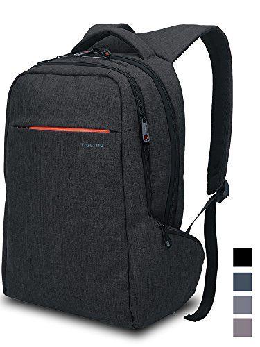 9ceb2510f8f0 Lapacker Black shockproof laptop backpack for men 15 inch ...