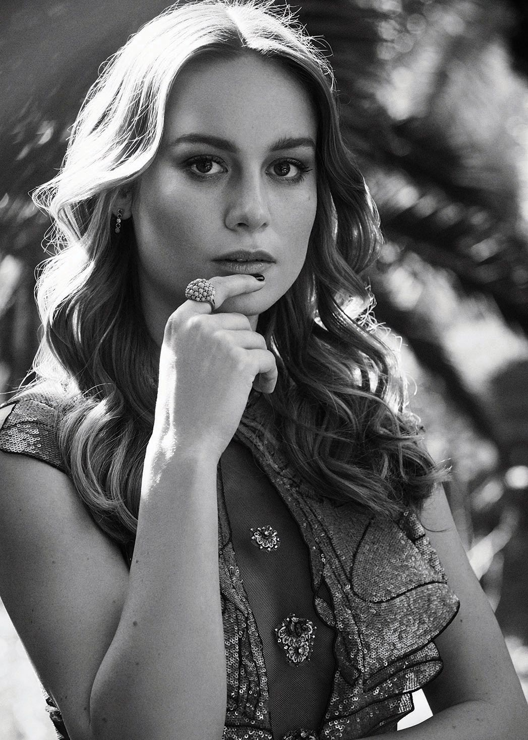 Fan Cast: Brie Larson as Diana Meyer - Young astronomer who is studying the concept of time travel and assists Leland Reese, who is revealed to be John Hawke's biological mother.