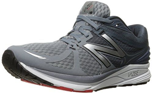Flash V2, Running Homme, Gris (Grey/Black), 45.5 EUNew Balance