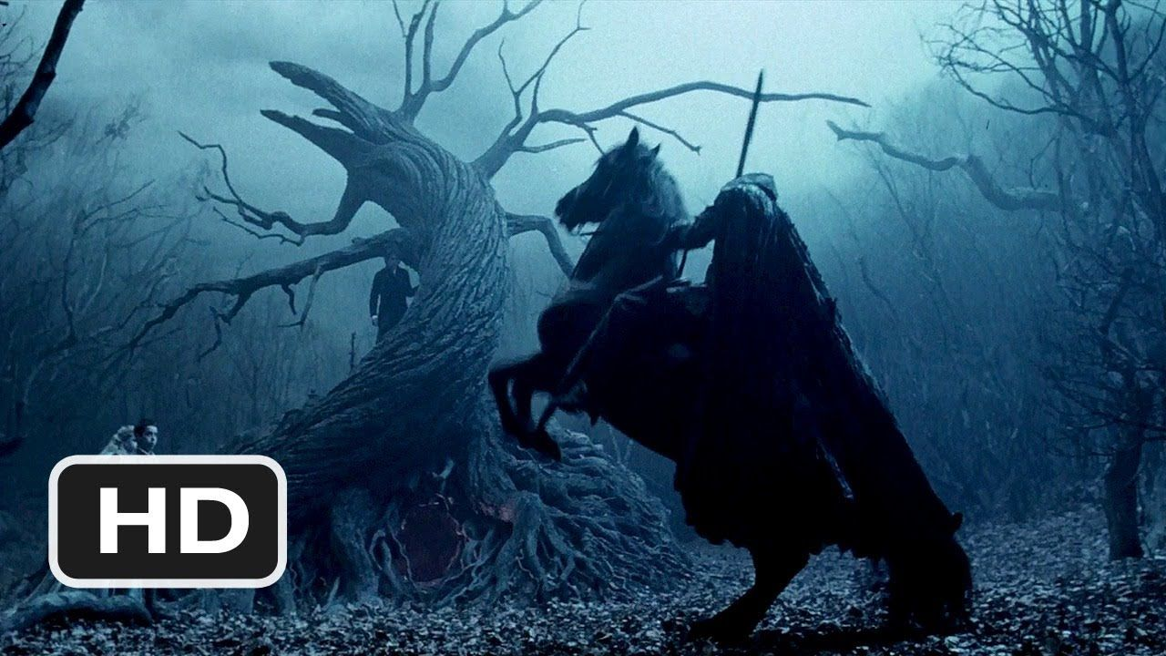 Sleepy Hollow 6 10 Movie Clip The Horseman Emerges 1999 Hd