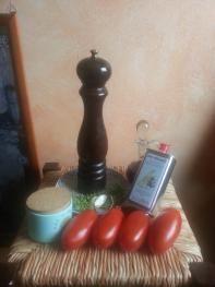 Foto Rezept Tomaten, die auf der Zunge zergehen