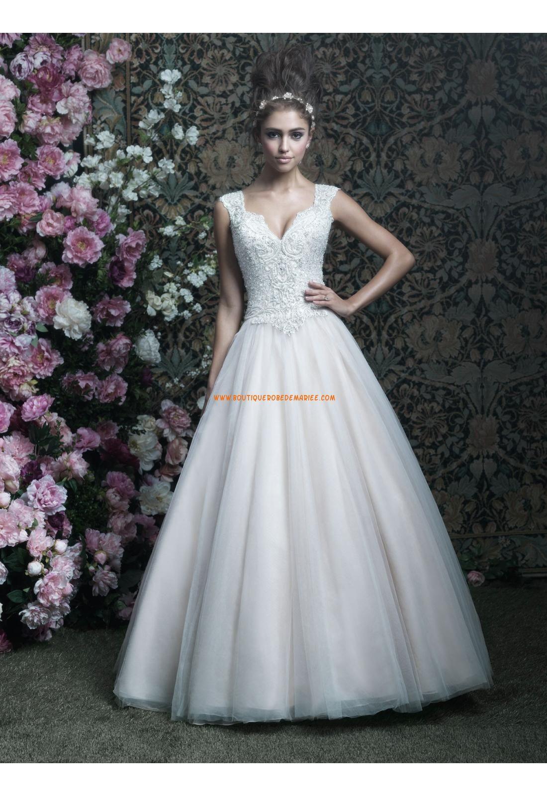 Allure Couture Wedding Dresses - Style C407 [C407] : Wedding Dresses ...