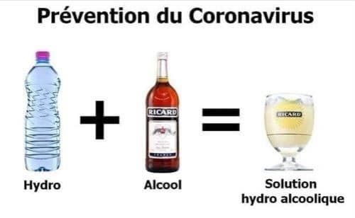 Solution Hydro Alcoolique Solution Hydro Alcoolique Alcool Et