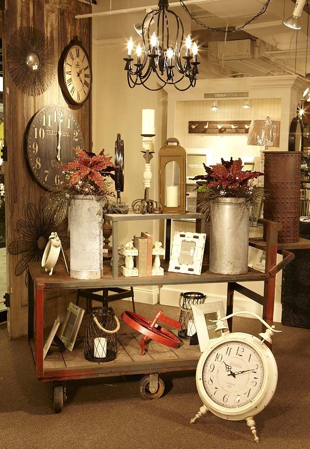 Home decor at Seasons by Design specialty shop, 2605 Ford Drive, New ...