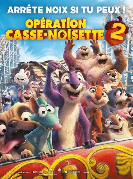 Operation Casse Noisette 2 En Avant Premiere Dimanche 22 Octobre A 11h15 Infos Et Horaires Sur Www Ma Film Pour Enfants Carte Pokemon A Imprimer Casse Noisette