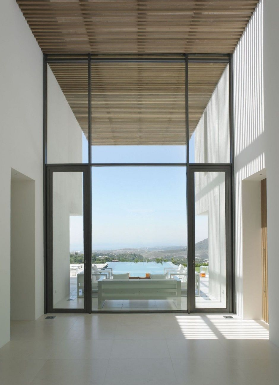 Villa in andalucia design by mclean quinlan architects architecture interior design ideas and online archives archiiiarchiii