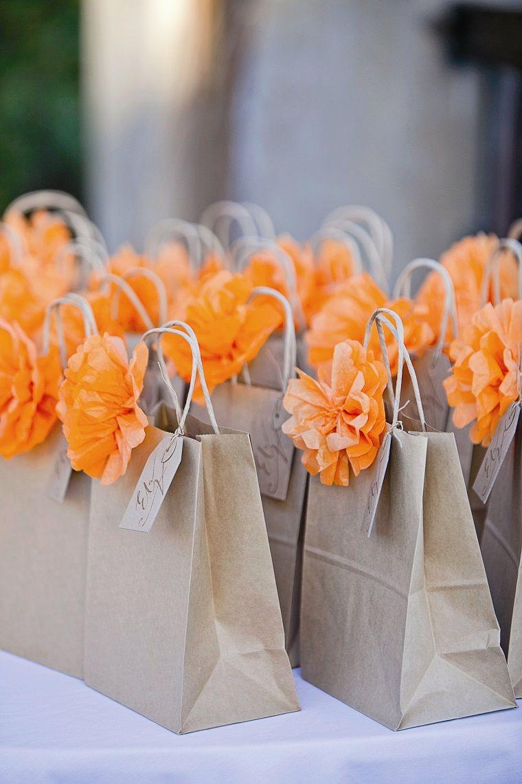Bolsas para regalos de boda: 10 ideas muy originales