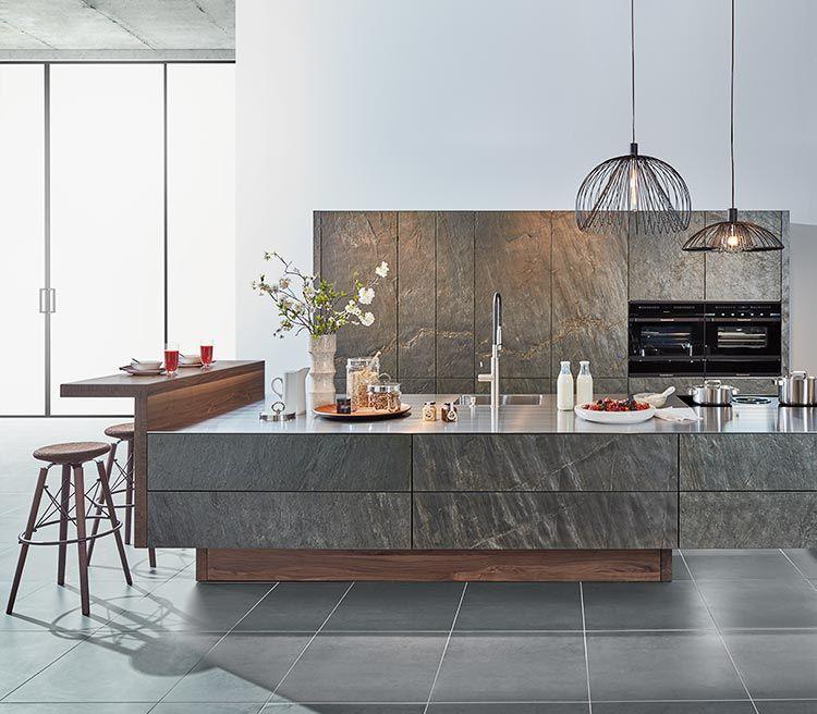 Forum Stone Oceangreen EN | zeyko Küchen | Cucina | Pinterest | Stone