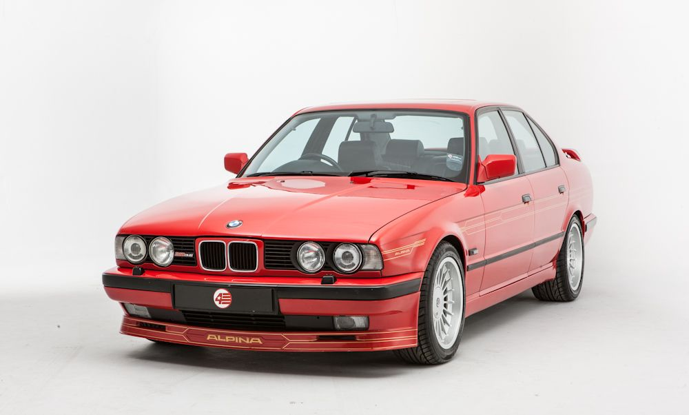 Alpina B10 3 5 Bmw E34 5 Series Bmw Alpina Bmw E34 Bmw
