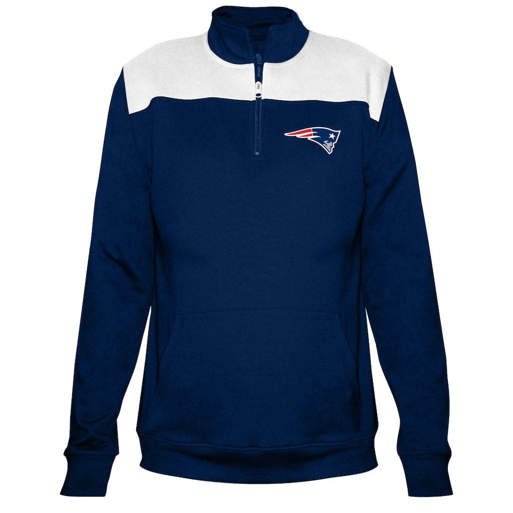 4a6b32a9 Plus Size New England Patriots Fleece Pullover   Products   Pullover ...