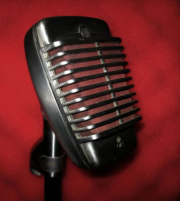shure 51 vintage microphone one direction infection vintage microphone recording studio. Black Bedroom Furniture Sets. Home Design Ideas