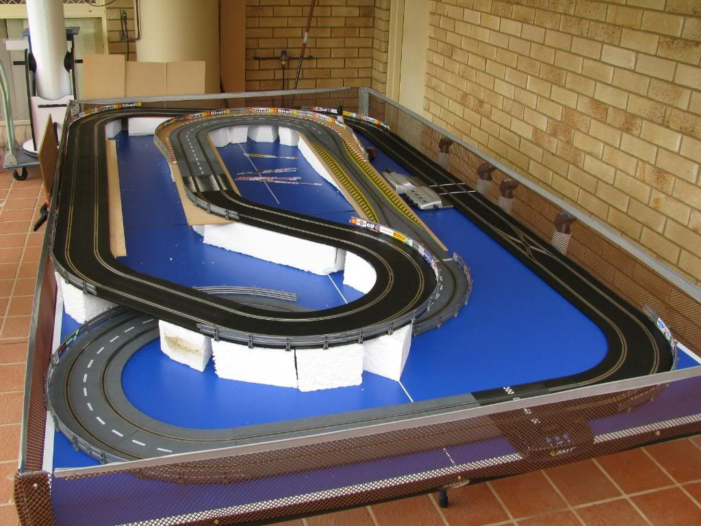 4x8 Track Layouts Page 3 Slot Car Illustrated Forum Slot Car