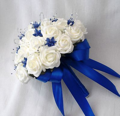 Royal Blue Flowers For Wedding Copyright 2017