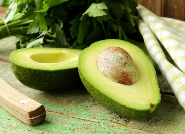 The mild, nutty-flavored fruit is high in appetite-suppressing healthy fats, meaning it doesn't spike blood sugar levels and can take up to six hours to fully digest.
