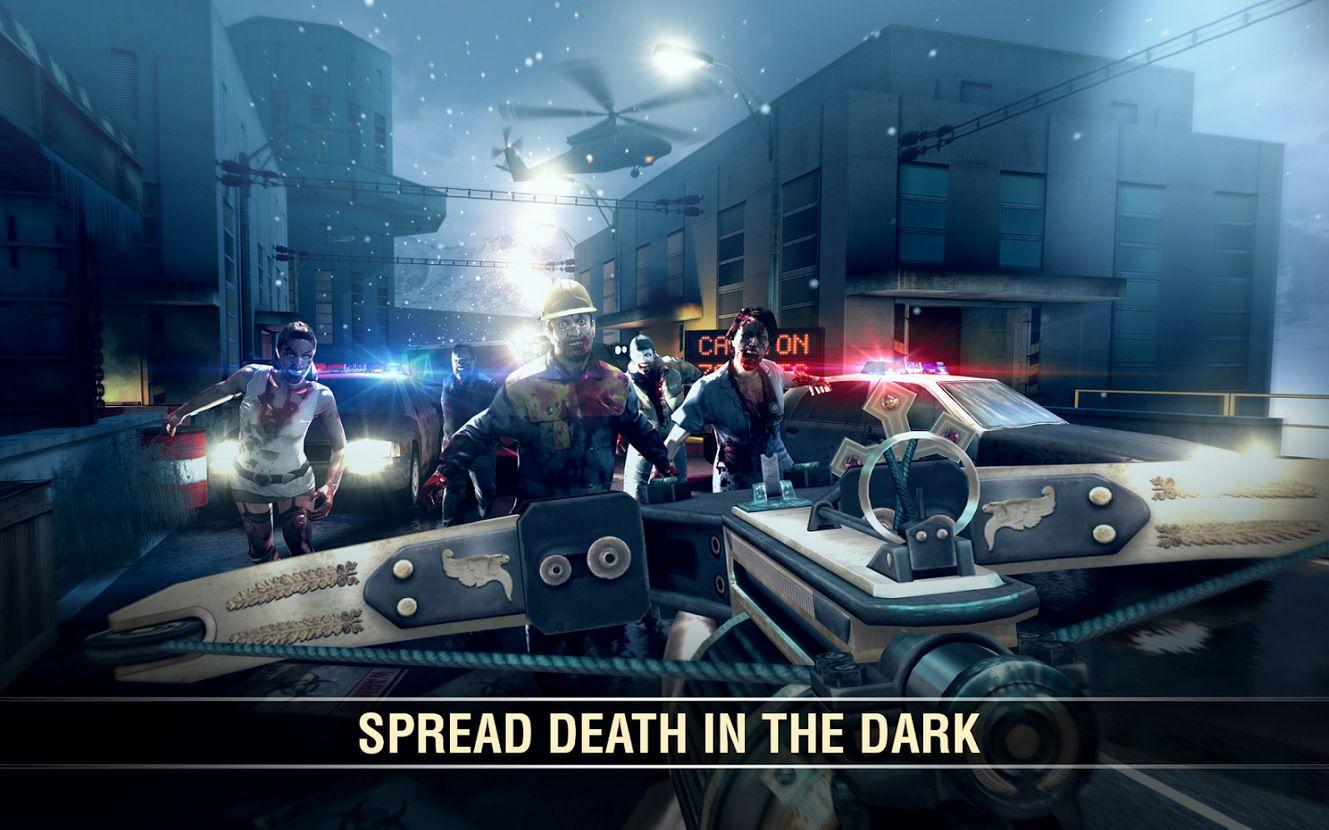 Update terbaru game dead trigger 2 telah hadir gadget centre