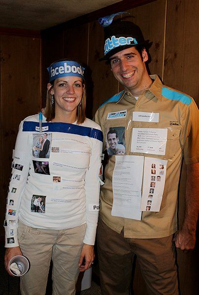 Funny Costume Ideas for Couples | Holiday Favorites  sc 1 st  Pinterest & Funny Costume Ideas for Couples | Holiday Favorites | Halloween fun ...