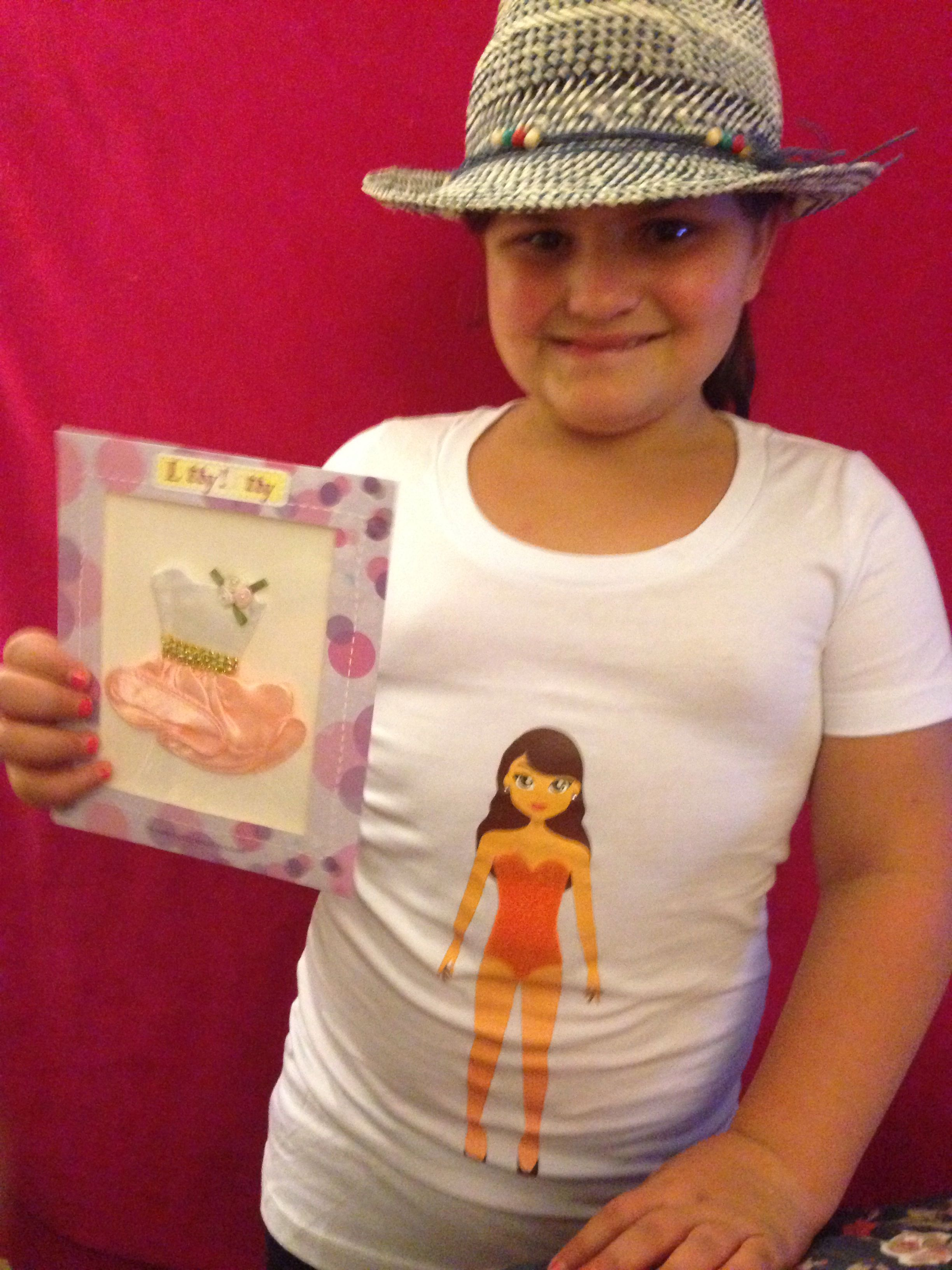 Fun new fashion Paper dolls you can wear by Lotty Dotty Check them out at www.justmeandgi.com So fun your kids are gonna love !!