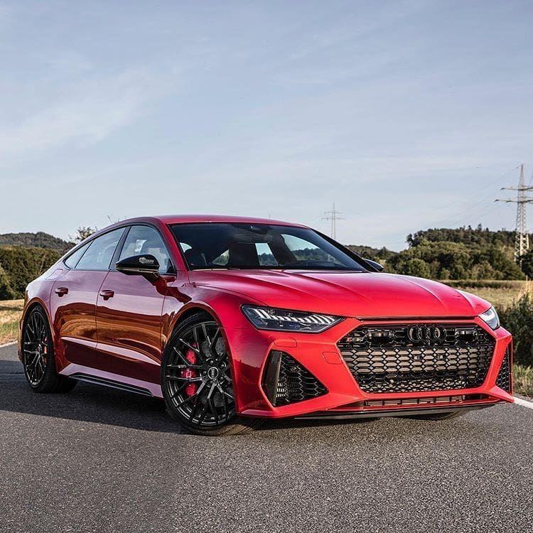 Audi Rs7 Bilar