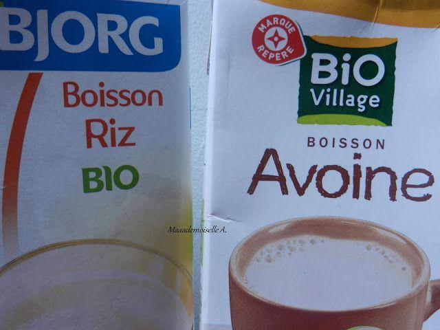 Boisson Riz Bjorg Et Boisson Avoine Bio Village Allergies