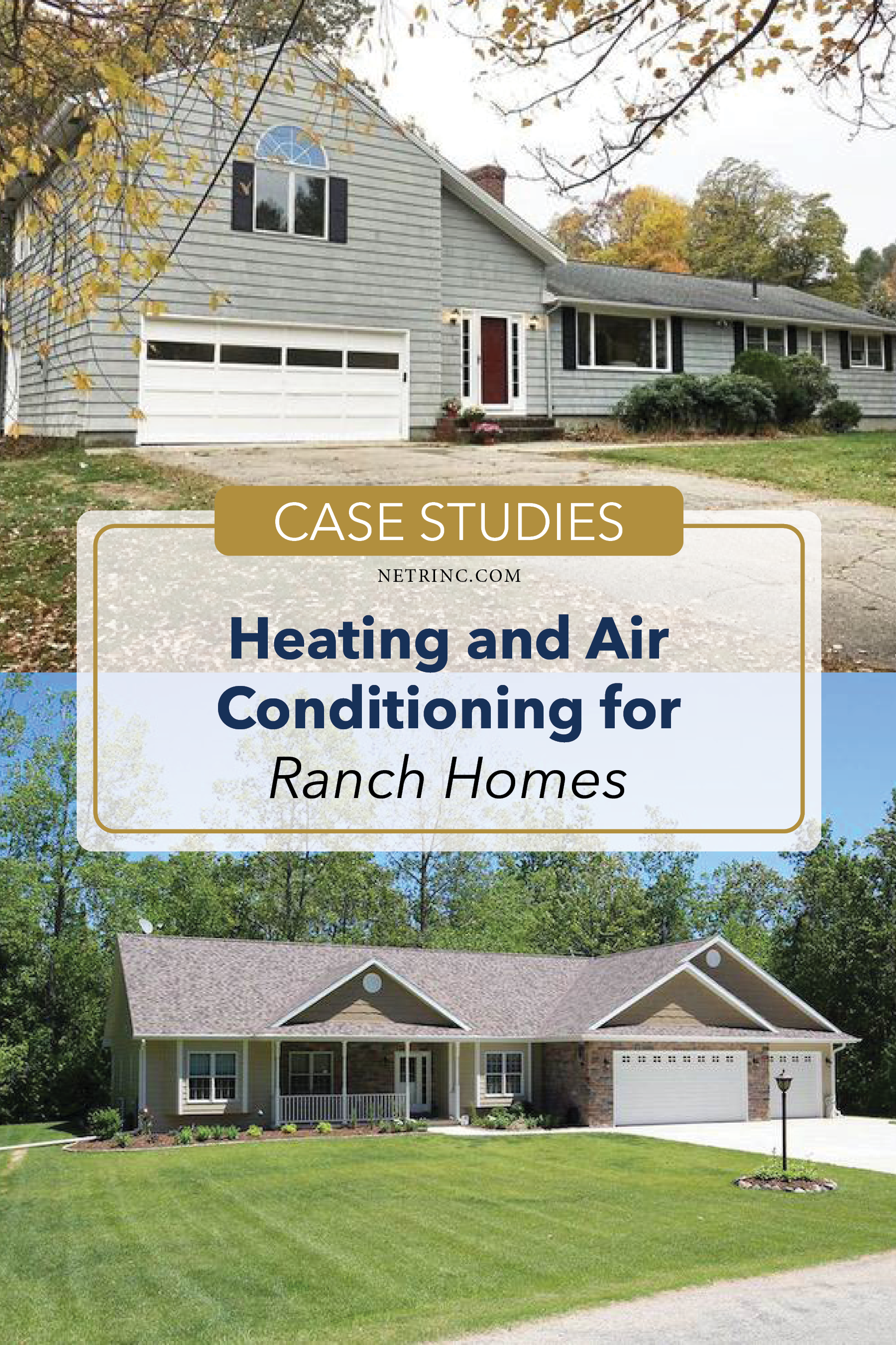 Heating and Air Conditioning for Ranch Homes in 2020