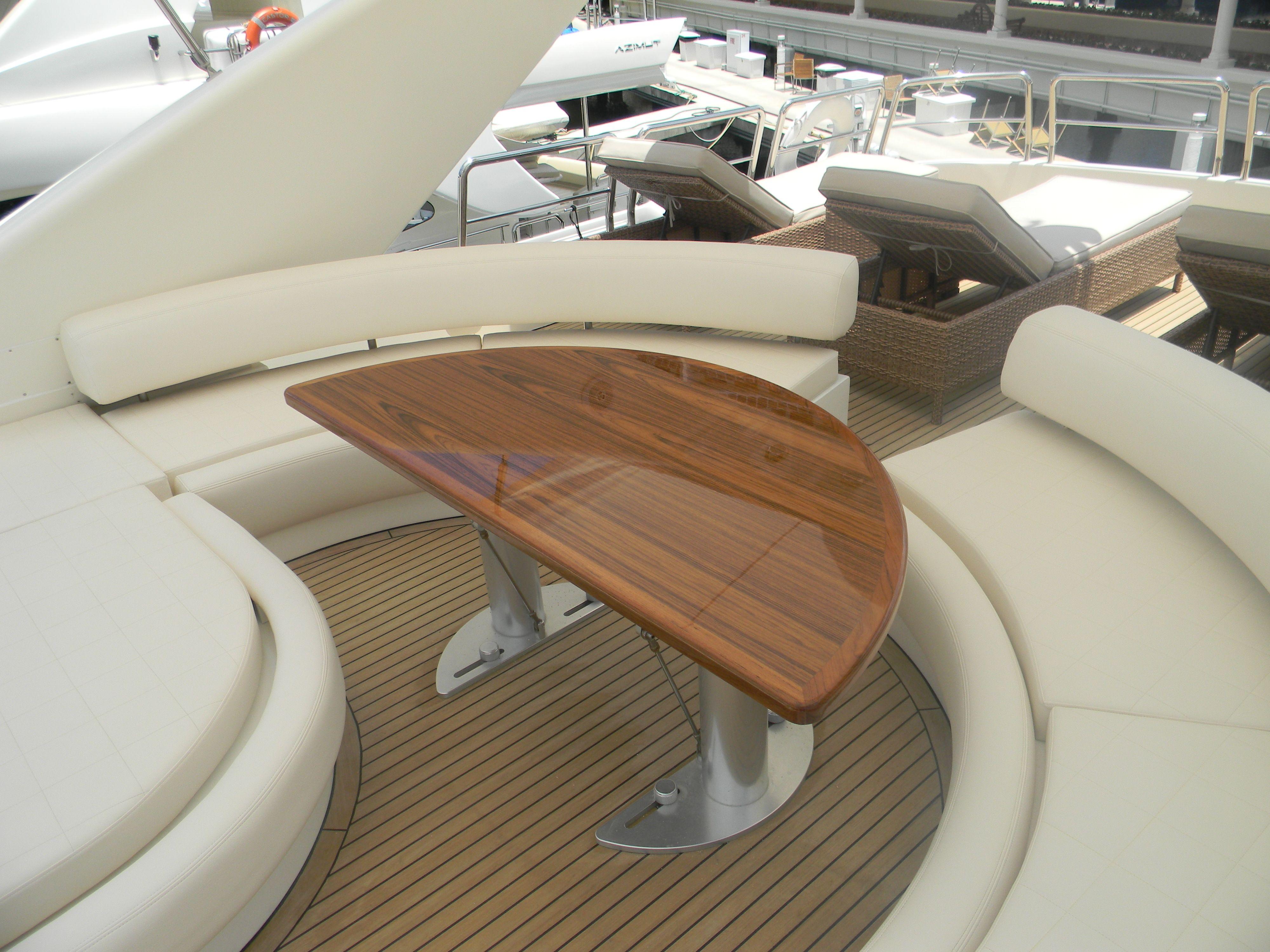 photo flooring floor wood x amtico superior by att florida of lauderdale carpentry marine custom boat interior fort