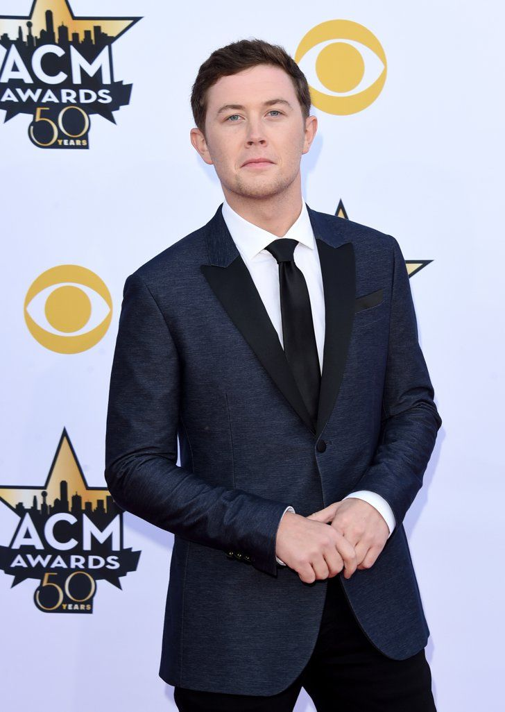 Pin for Later: The 50th ACM Awards Bring Out Country Stars, Hot Couples, and Even Sofia Vergara! Scott McCreery