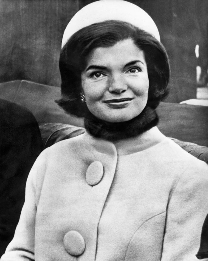 See 21 vintage photos of Jackie Kennedy Onassis.