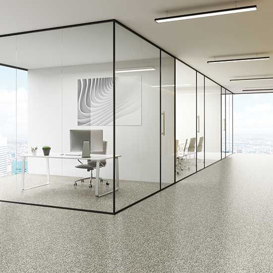 Daltile Modernist Terrazzo Look Porcelain Tile Sf 9 Color Names Kitchen Flooring