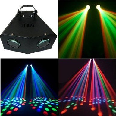 Music Active Dual Rotating LED Stage Lighting Club DJ Party Disco Lights Amazon.co.uk Musical Instruments & Music Active Dual Rotating LED Stage Lighting Club DJ Party Disco ...
