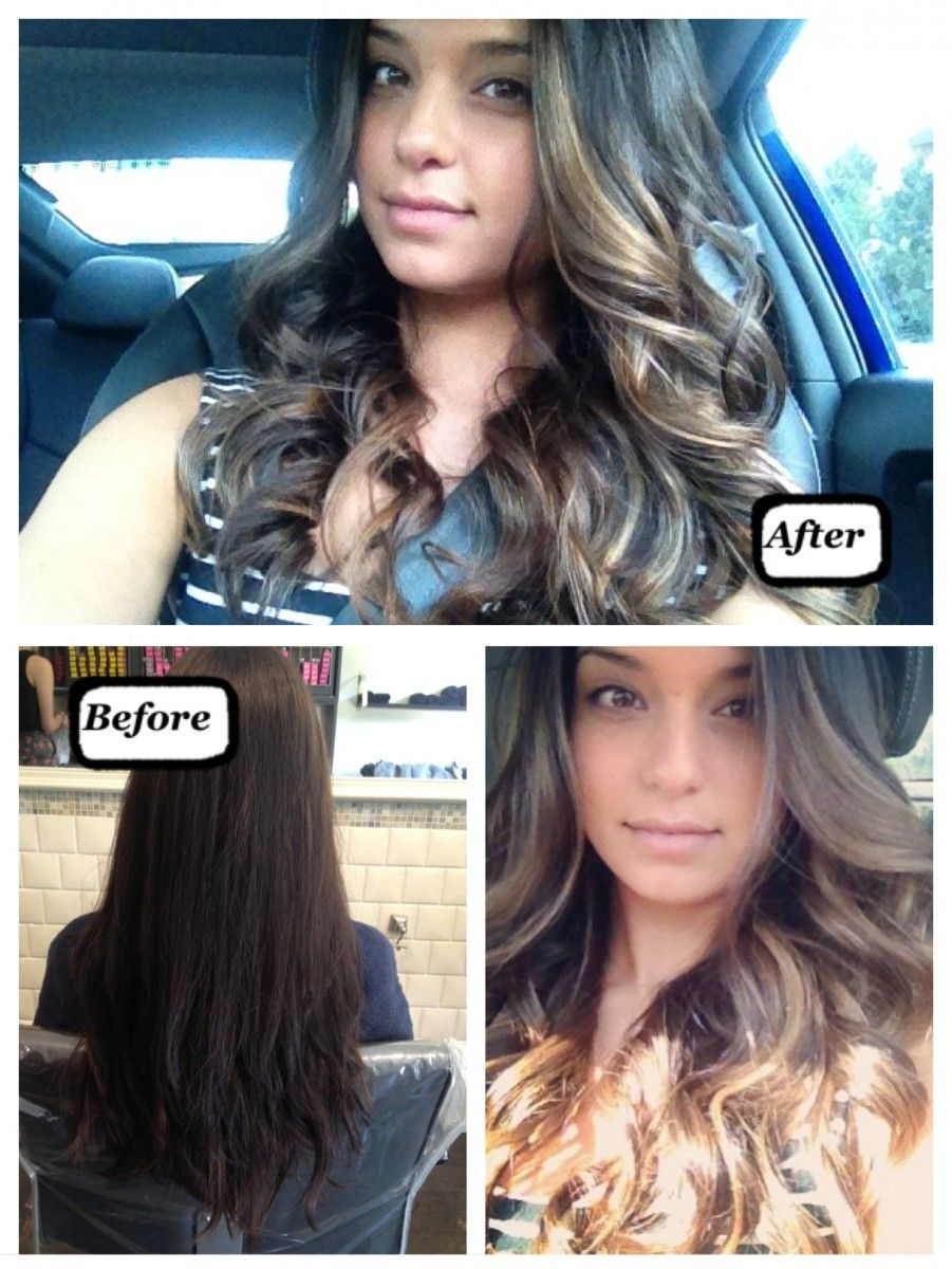 Hair Colour The New Ombre Pinterest Ombre Diy Ombre Hair And