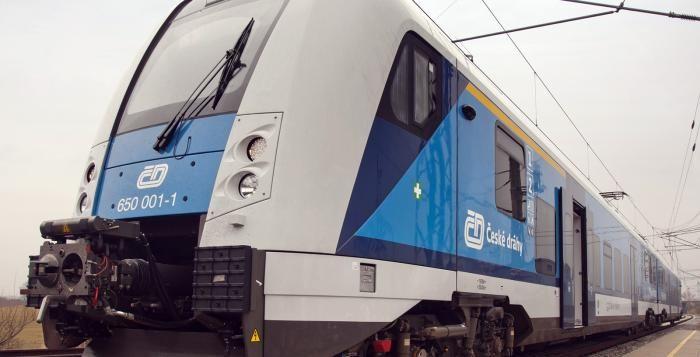 Uzavřená trať Praha-Plzeň