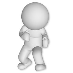 3d Man Angry Character 3d Man Character Web 3d Characters