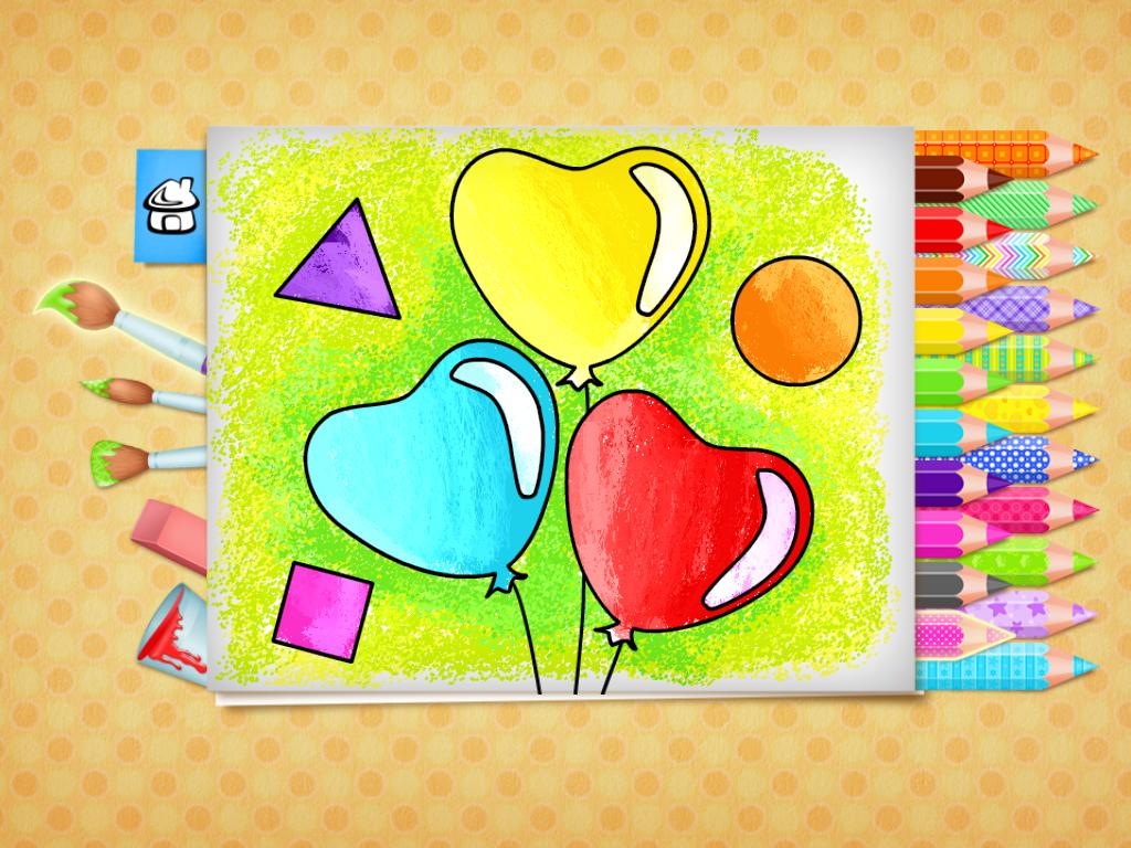 123 Kids Fun Coloring Book 123 Kids Fun Apps Coloring Books Preschool Kids Educational Apps